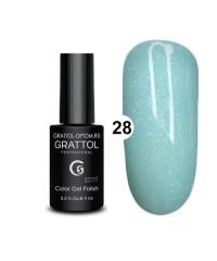 Гель-лак GRATTOL ONYX 28