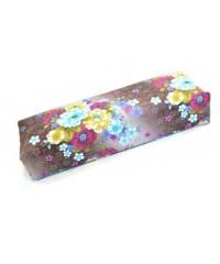 Подставка-валик для рук (цветочная поляна)