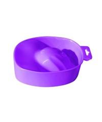 Ванночка для маникюра (фиолетовая)