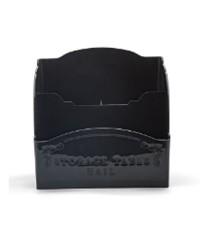 TNL, Подставка для кистей и пилок (чёрная)