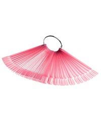 Палитра для дизайна на кольце (50 шт) розовая