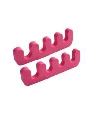 Разделители для пальцев ног (красные, 8 мм)
