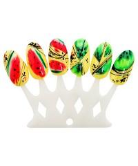 Палитра Корона матовая на 60 цветов