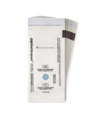 """Пакет бумажный самоклеющийся """"DGM"""" 75х150 мм. (белый, влагопрочный 100 шт.)"""