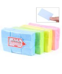 Салфетки безворсовые Special цветные 4х6 см, 600 шт.