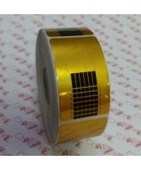 Формы для наращивания узкие Gold (500 шт)
