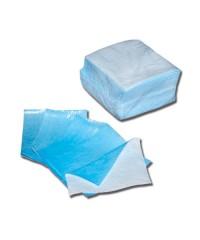 Салфетки ламинированные для чистки лица 9,5х12 см