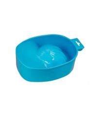 Ванночка для маникюра (голубая)