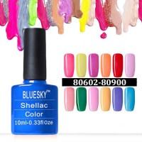 гель-лак Shellac Bluesky 80602-80900