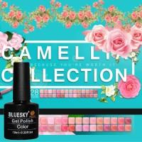 гель-лак Shellac Bluesky Camellia