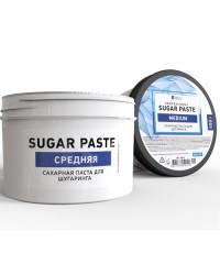 Сахарная паста для шугаринга «Sugar» 600 гр. СРЕДНЯЯ