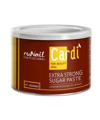 Сахарная паста (экстра твердая) Cardi, 400 мл