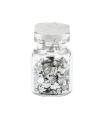 Осколки стекла №18, серебро