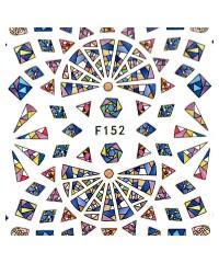 Наклейки ультратонкие Эмодзи 53-F152