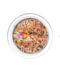 Фольга отрывная Сусальное золото в пластиковой баночке 03