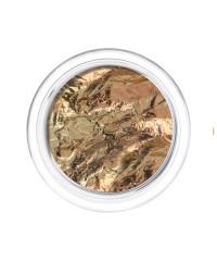 Фольга отрывная Сусальное золото в пластиковой баночке 04