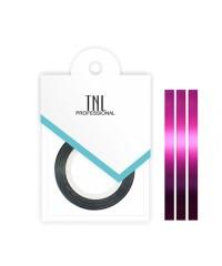 Нить на клеевой основе (розовая) для дизайна ногтей, 3мм