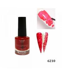 Краска для акварельной техники с шиммером розовый неон 6210