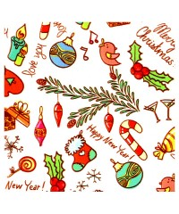 Дизайн переводной Новый год 09