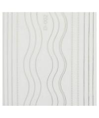 Ленты гибкие микс для дизайна серебро D-003