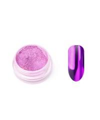 Металлическая втирка TNL, фиолетовая