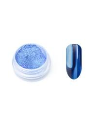 Металлическая втирка TNL, голубая