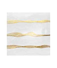 Лента-волна гибкая для дизайна 003