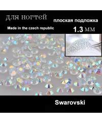 Стразы Swarovski кристальные в баночке SS3 (1.3-1.5 мм.), Чехия