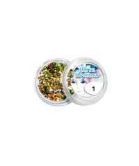 Клёпки-конфетти для дизайна №1