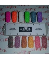 Сахарная пудра CHARME 01 дерзкий розовый