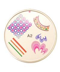 Резиновый диск для стемпинга №A2
