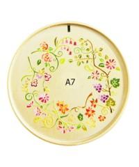 Резиновый диск для стемпинга №A7
