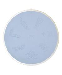 Резиновый диск для стемпинга №F1