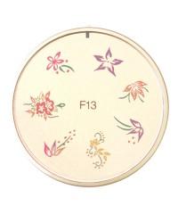 Резиновый диск для стемпинга №F13