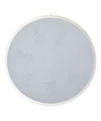 Резиновый диск для стемпинга №F14