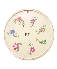 Резиновый диск для стемпинга №F7