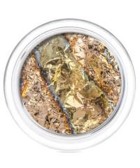 Фольга отрывная Сусальное золото в пластиковой баночке 06