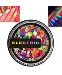 Стразы неоновые Swarovski Electric MIX