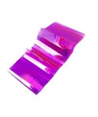 """Декор """"Битое стекло"""" 5 см X 19,5 см, №7, фиолетовое"""