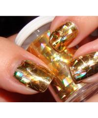 Фольга для дизайна ногтей №1