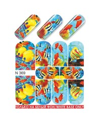Слайдер Рыбки N369