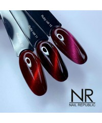 Гель-лак Nail Republic CAT-10, Ruby collection 10 мл.