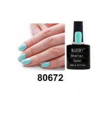 Гель-лак Shellac Bluesky 80672
