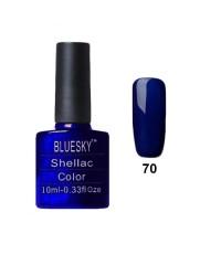 Гель-лак Bluesky E 70