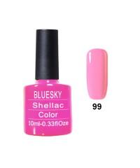 Гель-лак Bluesky E 99 (розовый, Барби)