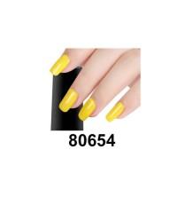 Гель-лак Shellac Bluesky 80654 (жёлтый)