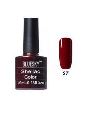 Гель-лак Bluesky E 27 (бордо)