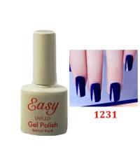 Гель-лак Easy темно-синий 1231
