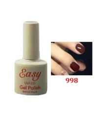 Гель-лак Easy шоколадный 998