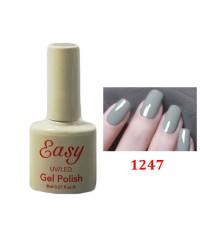 Гель-лак Easy серый 1247
